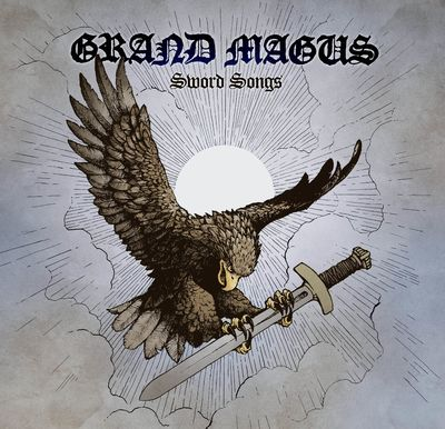 Grand Magus: Sword Songs: Signed Gatefold Vinyl
