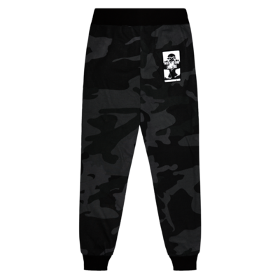 The Weeknd: WHERE DREAMS COME TRUE CAMO SWEATPANTS
