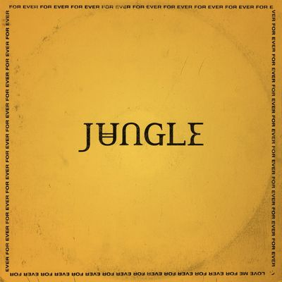 Jungle: For Ever: Yellow Vinyl