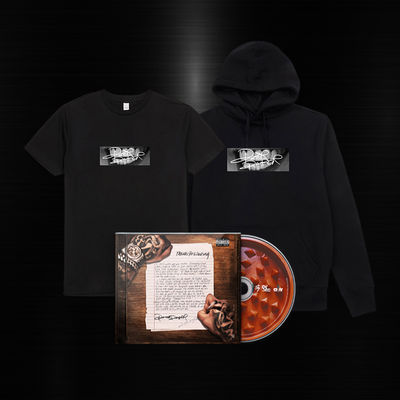 Potter Payper: Thanks For Waiting: T-shirt, Hoodie & CD