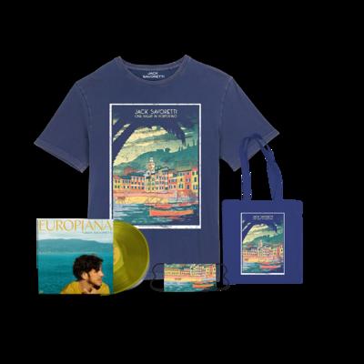 Jack Savoretti: Portofino Vinyl Bundle