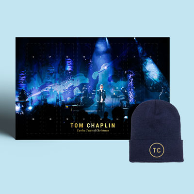 Tom Chaplin: TC Advent Calendar & TC Logo Beanie Bundle