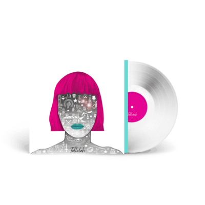 Feeder: Tallulah: Signed Limited Edition White Vinyl LP