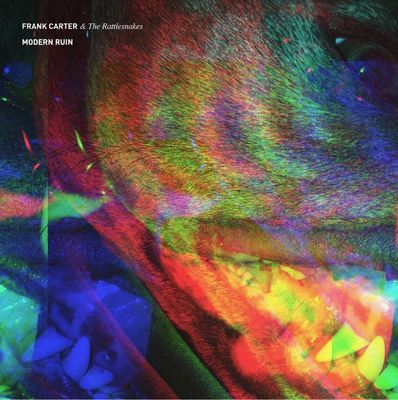 Frank Carter & The Rattlesnakes: Modern Ruin: Blood Red Vinyl