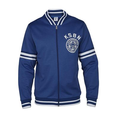 Kasabian: Track Jacket Blue