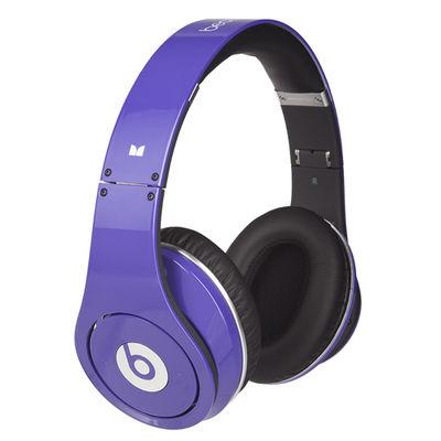 Beats: Studio On-Ear Headphones - Purple