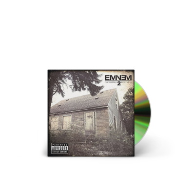 Eminem: The Marshall Mathers LP 2 CD