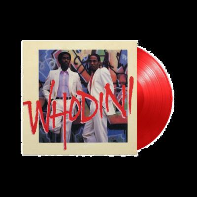 Whodini: Whodini: Limited Edition Transparent Red Vinyl