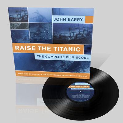 John Barry: Raise The Titanic