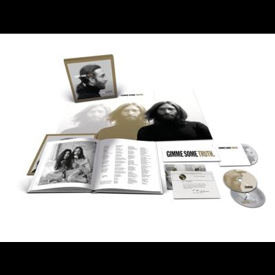 John Lennon: GIMME SOME TRUTH. 2CD/Blu-Ray