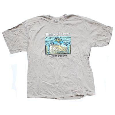 Monty Python: Praise The Lord! Portland Stone T-Shirt