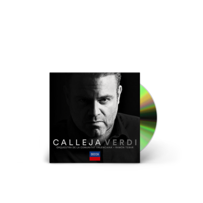 Joseph Calleja: Verdi: Signed