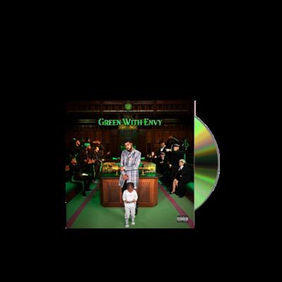 Tion Wayne : Green With Envy: CD