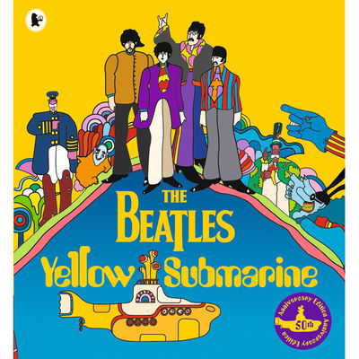 The Beatles: Yellow Submarine Paperback
