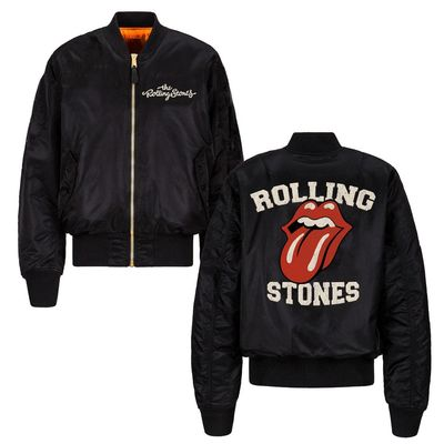 The Rolling Stones: Bomber Jacket