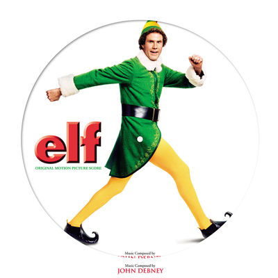 John Debney: Elf - Original Motion Picture Score Picture Disc
