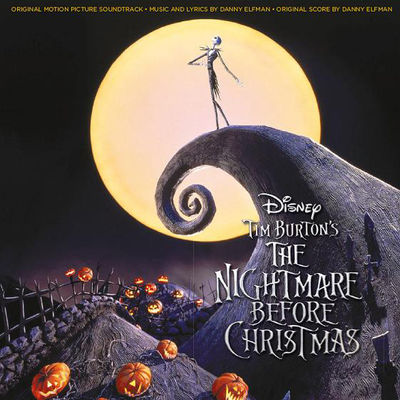 Various Artists: Tim Burton's The Nightmare Before Christmas
