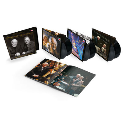 John Williams & Steven Spielberg: The Ultimate Collection: Limited Numbered Edition Vinyl