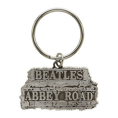 The Beatles: Abbey Road Die Cast Keyring