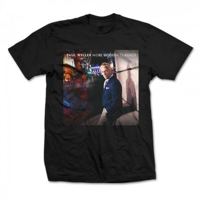 Paul Weller: Modern Classics T-Shirt