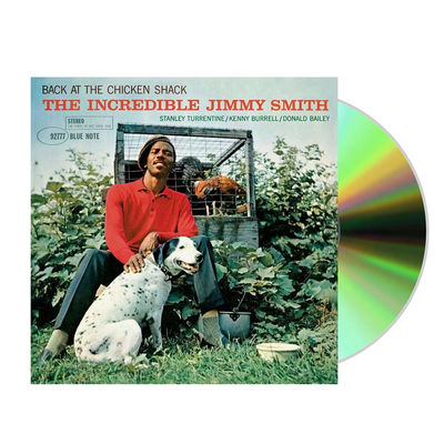 Jimmy Smith: Back At The Chicken Shack (Rudy Van Gelder Edition)