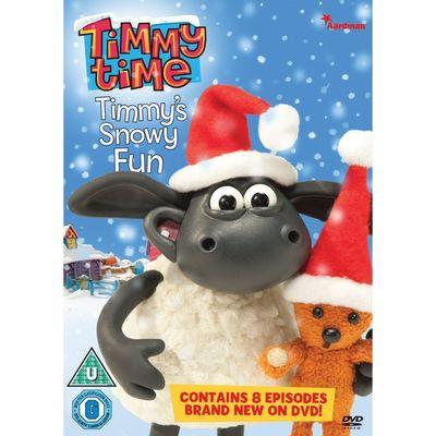 Timmy Time: Timmy's Snowy Fun