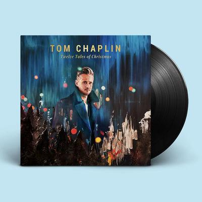 Tom Chaplin: Twelve Tales of Christmas Signed LP