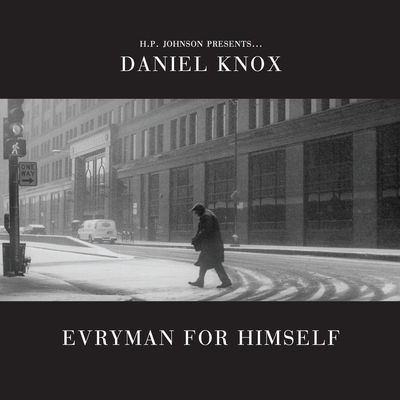 Daniel Knox: Evryman For Himself: Rocket Red Vinyl