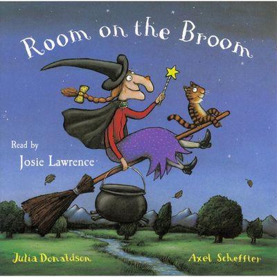 Donaldson and Scheffler: Room on the Broom (CD)