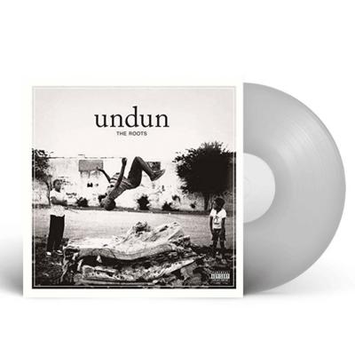 The Roots: Undun: Exclusive Smoke Vinyl