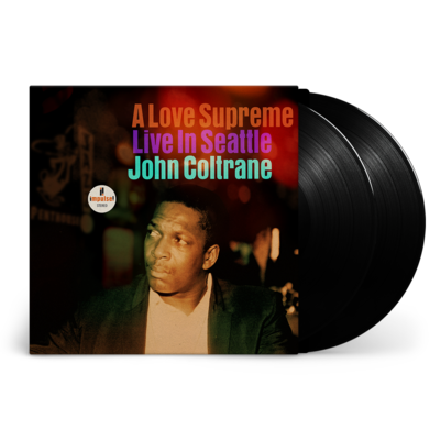John Coltrane: A Love Supreme: Live In SeattleLP