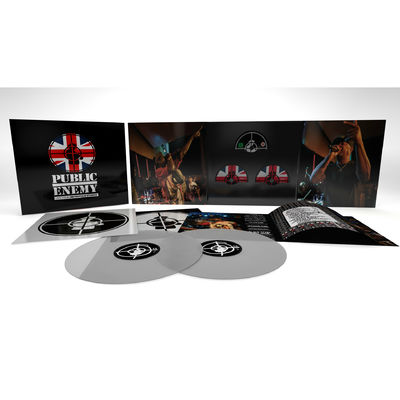 Public Enemy: Live At Metropolis Studios: Super Deluxe