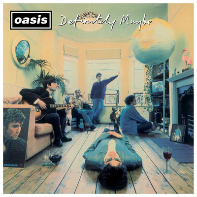 Oasis: Definitely Maybe (Remastered)