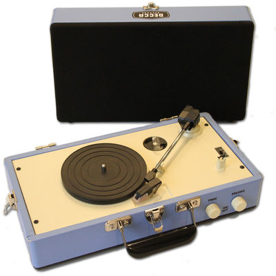 Steepletone: Decca Steepletone Record Player
