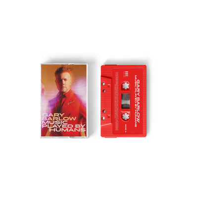 Gary Barlow: Limited Edition Music Played By Humans Cassette - Store Exclusive