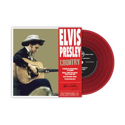 Elvis Presley: Country