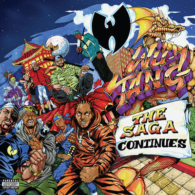 Wu Tang Clan: The Saga Continues