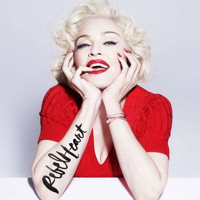 Madonna: Rebel Heart Standard CD Album