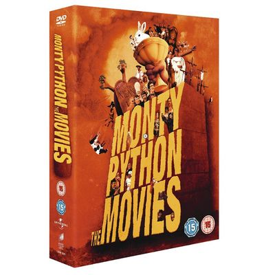 Monty Python: Monty Python Movies Box Set