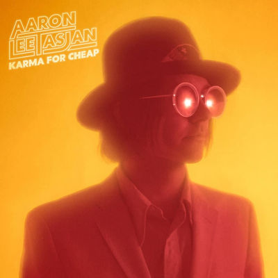 Aaron Lee Tasjan: Karma For Cheap: Coloured Vinyl