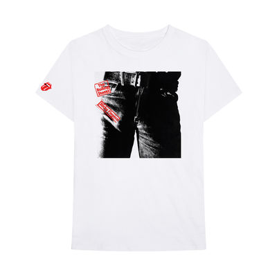 The Rolling Stones: Sticky Fingers T-Shirt
