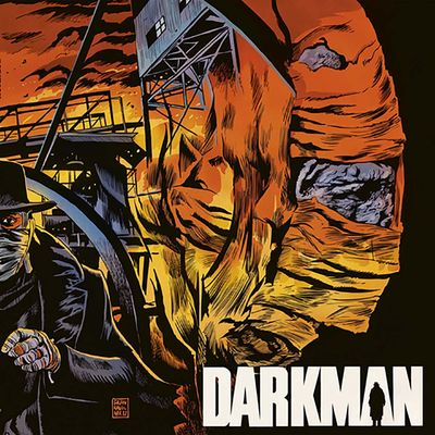 Danny Elfman: Darkman - Original 1990 Motion Picture Score