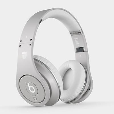 Beats: Studio On-Ear Headphones - Grey USA Flag Edition