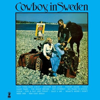 Lee Hazlewood: Cowboy In Sweden