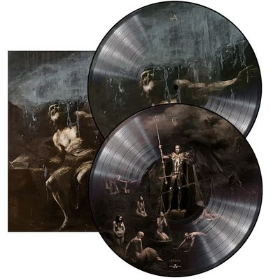 Behemoth: I Loved You At Your Darkest: Limited Edition Gatefold Picture Disc Vinyl