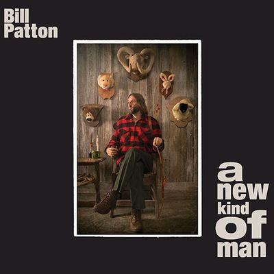 Bill Patton: A New Kind Of Man: Red Vinyl