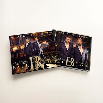 Michael Ball & Alfie Boe: Back Together Signed Store Exclusive