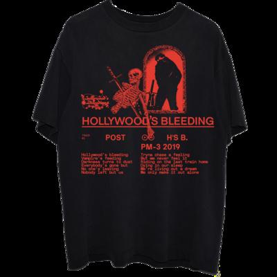 Post Malone: Skeleton T-Shirt - S