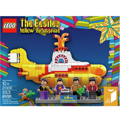 The Beatles: Lego Yellow Submarine