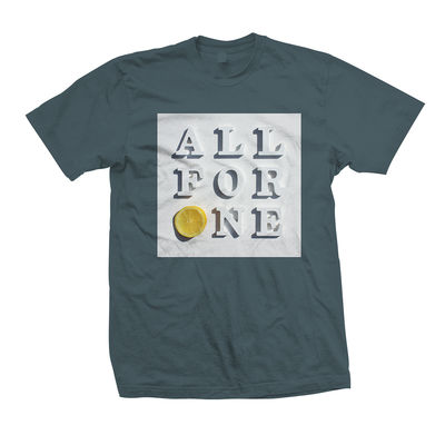 The Stone Roses: All For One T-Shirt